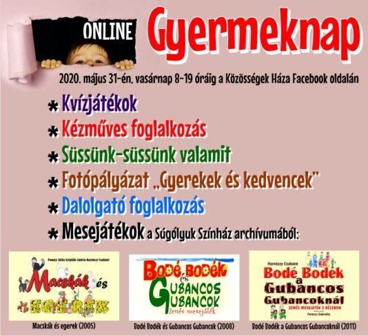 ONLINE GYERMEKNAP