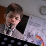 Gocsál Mátyás klarinétjátéka – beiratkozás az EFAMI-ba – VIDEÓ