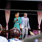 Kaposvári társulat szórakoztatta a komlói közönséget