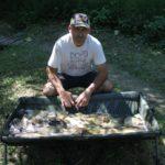 Rekordmennyiségű kifogott hal a mecsekpölöskei horgászversenyen