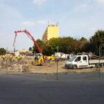 Kritikus részhez ért a buszpályaudvar felújítása