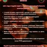 A Komlói Rendőrkapitányság tanácsai