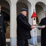 Ajándékot kapott az egyházmegye